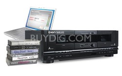 Tape2PC USB Cassette Deck
