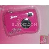 Jazz Kids Digital Camera - pink