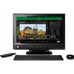 TouchSmart 610-1050f All-In-One Desktop PC - Intel Core i5-650 Processor