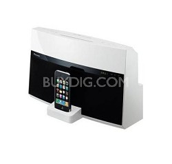 XW-NAV1K - AV Series Docking Station for iPod (White)