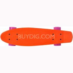 "22"" Thruster ABEC 5 Skateboard Orange"