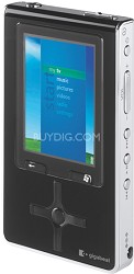 MES60VK -  60GB gigabeat MP3/WMA Player w/ Video & Photo Playback (Black Gloss)