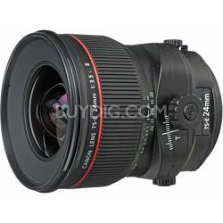 TS-E 24mm f/3.5L II Ultra-Wide Tilt-Shift Manual Focus Lens