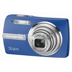 Stylus 840 8.1MP Digital Camera (Blue)