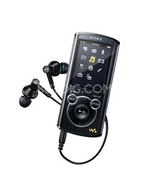 NWZ-E463 4 GB Walkman MP3 Player (Black)