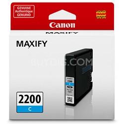 MAXIFY PGI-2200 Cyan Pigment Ink Tank