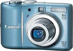 PowerShot A1100 12MP Digital Camera (Blue)