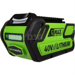 G-MAX 40V 4Ah Lithium-ion Battery (29472)
