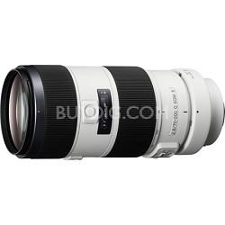 70-200mm F2.8 G SSM II Camera A-Mount Lens - OPEN BOX