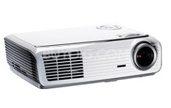 HD65 720p High Definition Home Theater Projector With 1 Year Warranty.