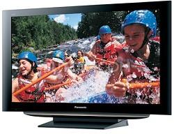 "TH-46PZ80U - 46"" High-def 1080p Plasma TV"