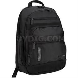 "15.6"" Revolution Notebook Backpack in Black - TEB005US"
