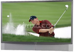 "56HM195 - 56"" 1080p HD DLP Rear Projection TV w/ Integrated HD Tuner/CableCard"
