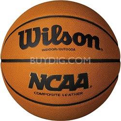 """NCAA Official Size 29.5"""" Composite Basketball"""