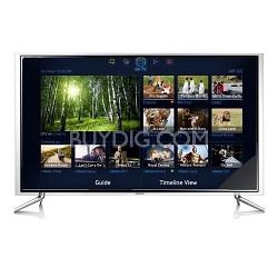 "UN50F6800 - 50"" 1080p 120hz3DSmart Micro Dimming LED HDTV /3D Glasses - OPEN BOX"