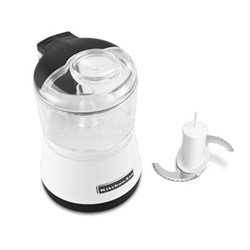 3.5-Cup Food Chopper in White - KFC3511WH