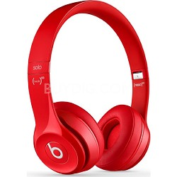 Solo 2 On-Ear Headphones - Red