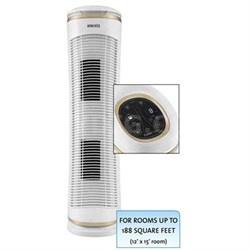 Total Clean Air Purifier White