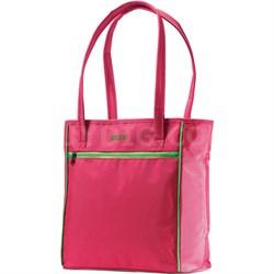 Raspberry and Lime Skylite Shopper Bag