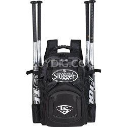 EB 2014 Series 7 Stick Baseball Bag, Black - EBS714-SPBK