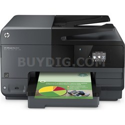 Officejet Pro 8610 e-All-in-One Wireless Color Printer - USED, NO RETURNS