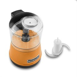 3.5-Cup Food Chopper in Tangerine - KFC3511TG