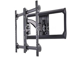 "VLF210 - Full Motion Wall Mount for 37"" - 65"" TVs (Extends 10"" from wall)"