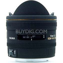 10mm F2.8 EX DC HSM Fisheye Lens For Canon EOS