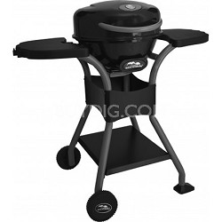 20150513 Electric Patio Grill in Black Finish, Factory Refurbished