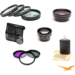 Fully Loaded 58mm Lens Kit