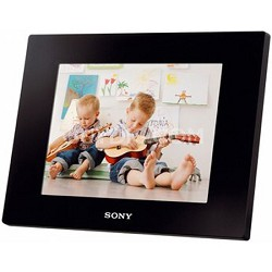 DPF-D820 - 8 Inch SVGA LCD (4:3) Digital Photo Frame (Black)