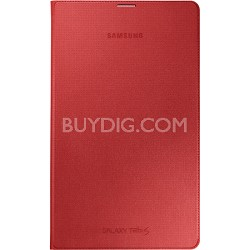 Tab S 8.4 Simple Cover - Glam Red