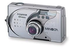 Dimage G400 Digital Camera