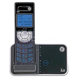 Ultra Slim DECT 6.0 1.9GHz Cordless Phone with Caller ID