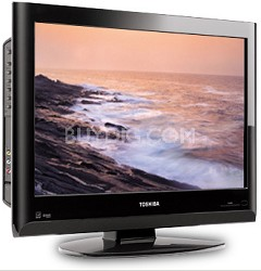 22AV600U - 22 inch High-definition LCD TV (Hi-Gloss Black)