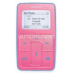 Zen Micro {Pink} 5gb MP3 Player
