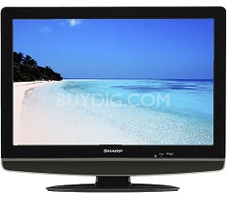 "LC-22SB24U 22"" High-definition LCD Flat-Panel TV"
