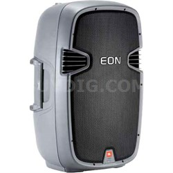 """15"""" Two-Way Self-Powered Portable Speaker System - OPEN BOX"""