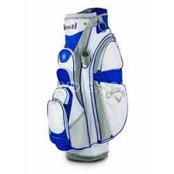 Golf Women's Sport Cart Bag White/Silver,Blue 5110041