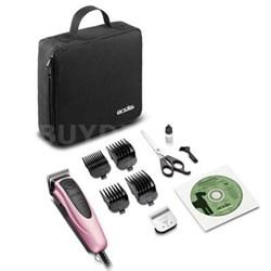 Easy Clip Versa Pink Pet Clipper Kit - 60105