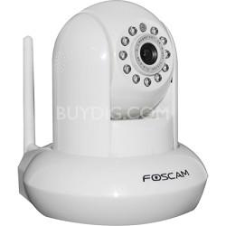 FI9821W v2 1.0 Megapixel (1280x720p) H.264 Wireless IP Camera - White - OPEN BOX