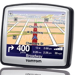 ONE 130 3.5-Inch Portable GPS - REFURBISHED