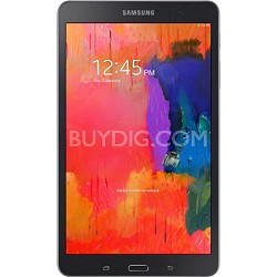 "Galaxy Tab Pro 8.4"" Black 16GB Tablet - 2.3 GHz Quad Core Pro. OPEN BOX"