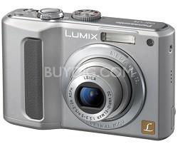 "DMC-LZ8 (Silver)Lumix 8MPDigital Cameraw/5x Optical Zoom & 2.5"" LCD-Refurbished"