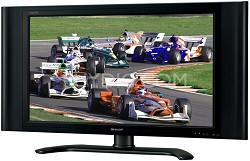 "LC-26D4U AQUOS 26"" 16:9 HD LCD Panel TV (Piano Black)"