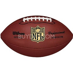 F1825 NFL Pro Replica Official Size Game Football