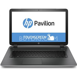 "Pavilion 17-F023CL 17.3"" Touchscreen AMD QuadCore A10-5745M Notebook"
