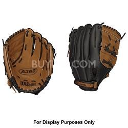 "A360 Baseball Glove - Left Hand Throw - Size 11"""