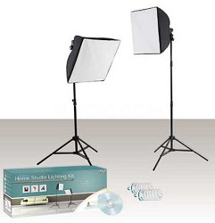 Erin Manning Home Studio Lighting Kit