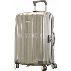 """Black Label Cubelite Hardside 28"""" Champagne Spinner Suitcase"""